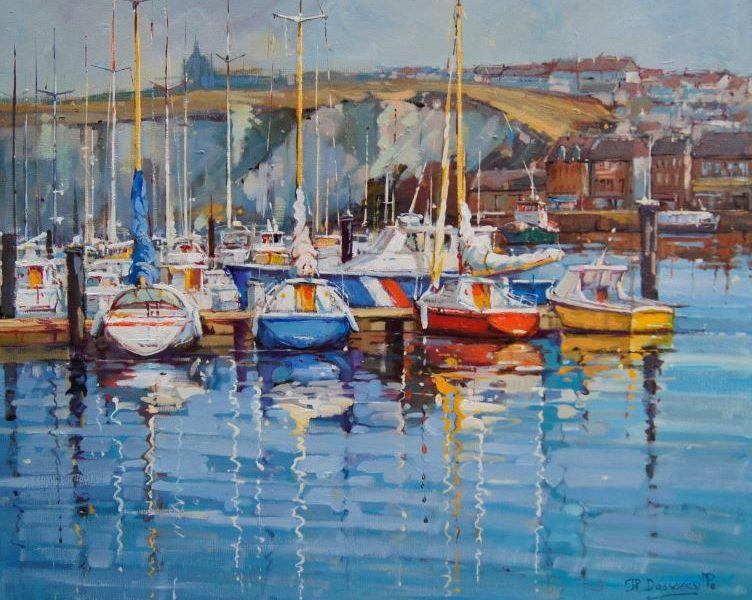 Port de Dieppe-950€