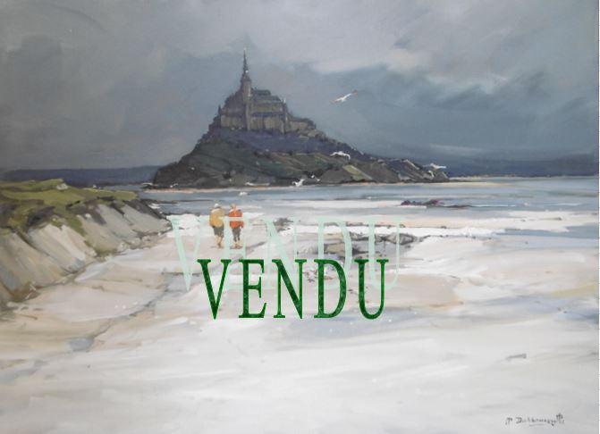 Mont Saint-Michel-Vendu
