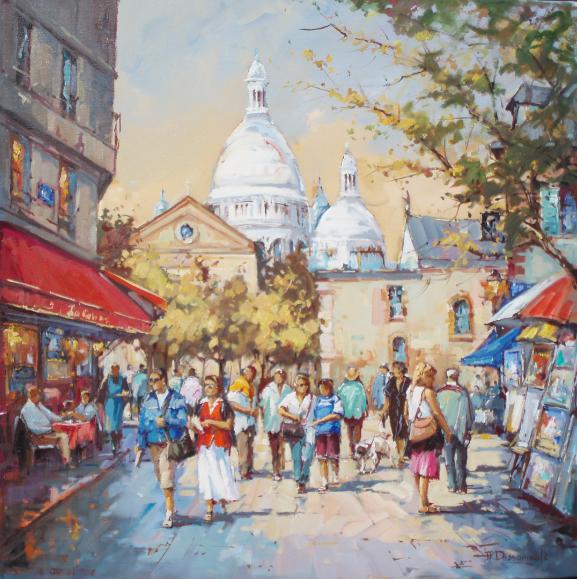 Montmartre- Vendu
