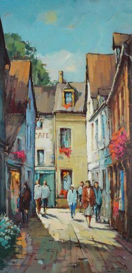 Rue du Dr Magalon à La Bouille-720€