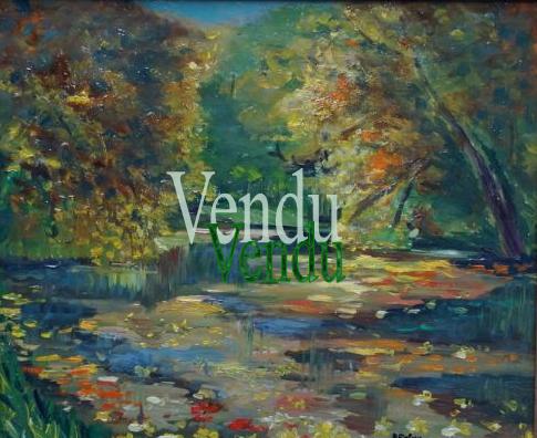 Jean SELOSSE- Vendu