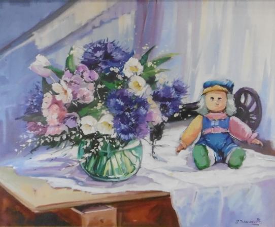 Composition florale-720€