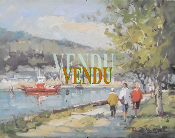 Bac de la Bouille -Vendu