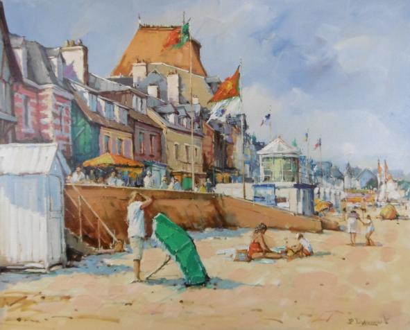 Sain-Aubin sur mer- 1250 €