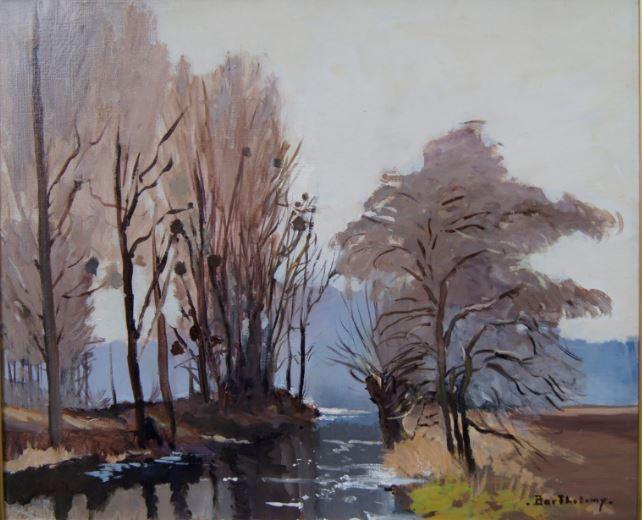 Gérard BARTHELEMY-580 €