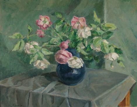 Senn TRAUGOTT (1877-1955)- 750€