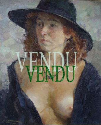 Ecole RUSSE – Vendu