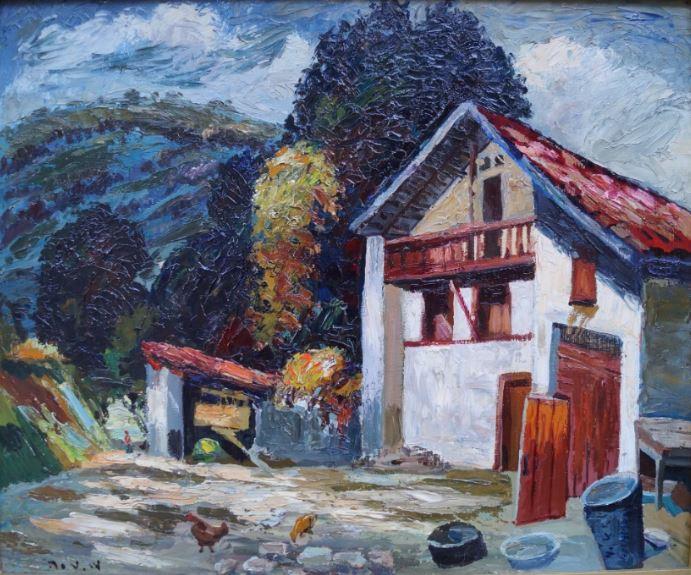Maurice Vagh WEINMANN – 750 €