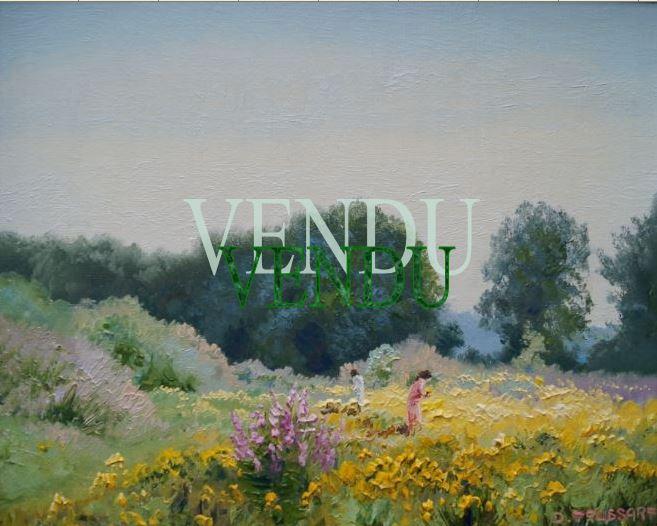 Daniel TRUSSARD – Vendu