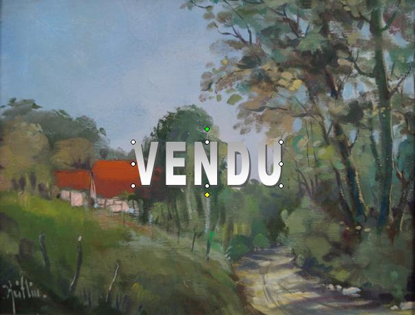 Roger KEILIN – Vendu