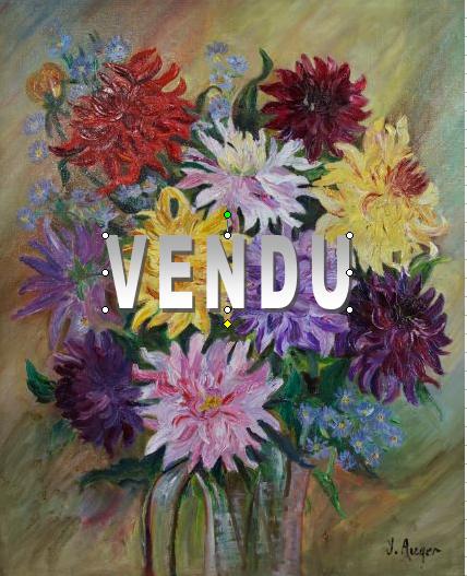 Yvonne AUGER- VENDU