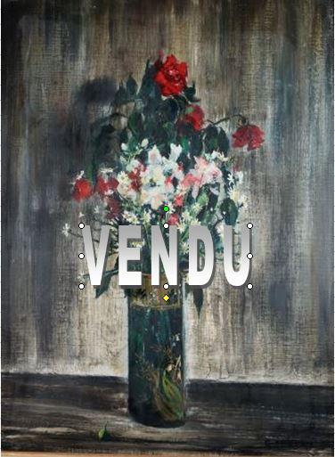 Gaston SEBIRE – Vendu