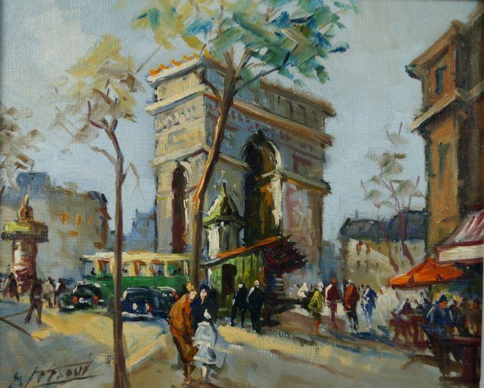 Edouard Le SAOUT -290€