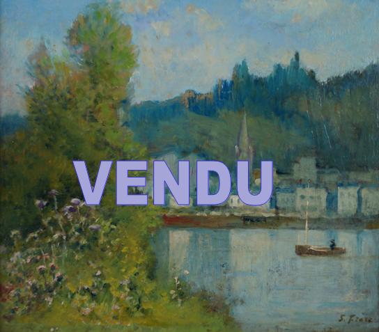 Samuel FRERE (1847-1931) – Vendu