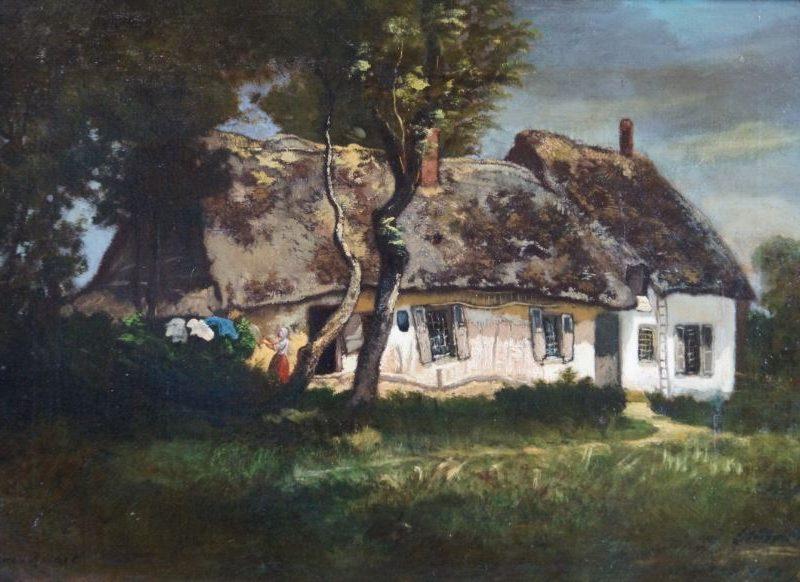Léon RICHET (1847-1907) – 850€