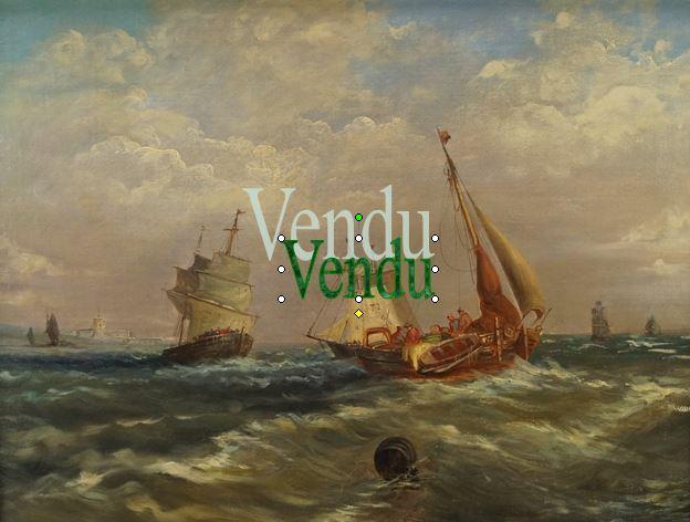 Anonyme 19ème siècle – Vendu
