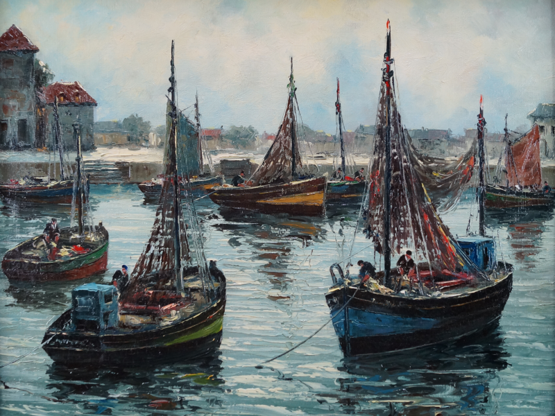 Albert BERN (1890- ?) -480€