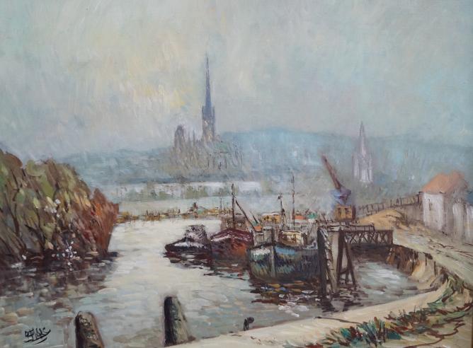 """MARC """"Pré aux Loups Rouen""""- 580€"""