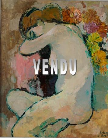 Hélène LEBRETON -Vendu