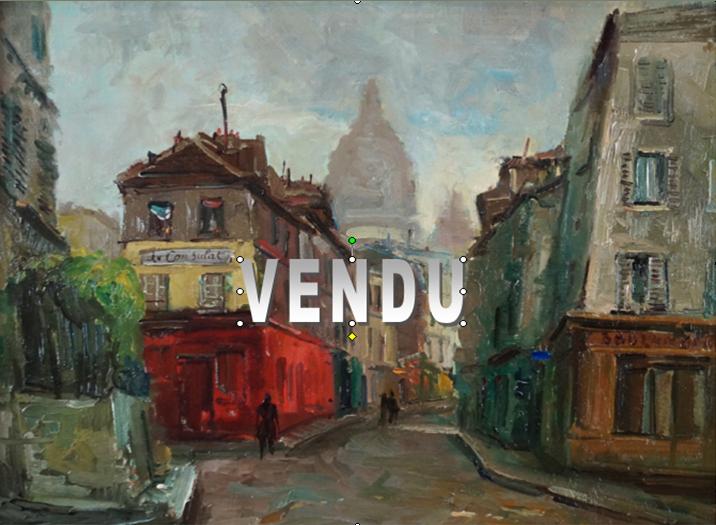 Lucien DUCUING (1896-1958) – VENDU