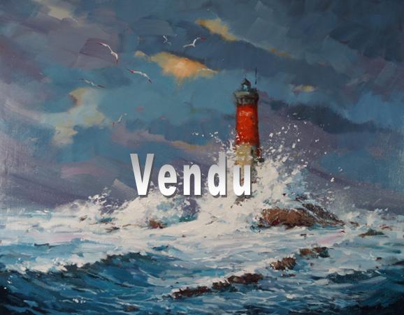 Phare des Pierre Noires- Vendu