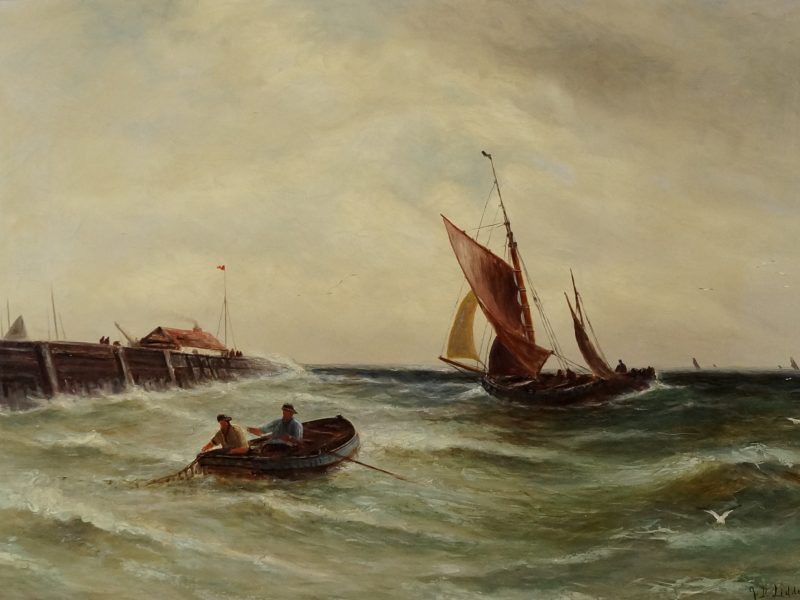 John Davison LIDDELL (1859-1942) -1200€