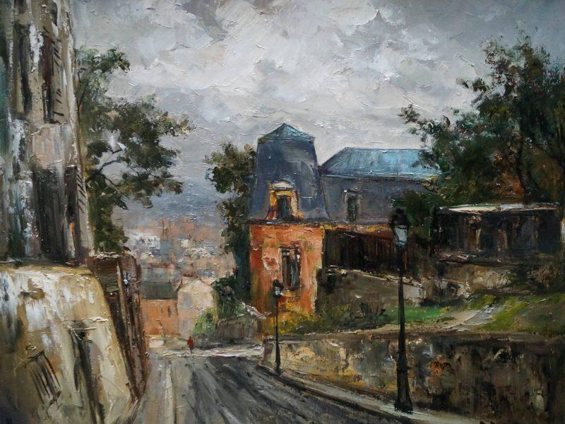 Marcel MASSON (1911-1988) – 520€