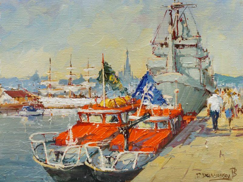 Rouen Armada- Bateaux SNSM-180€