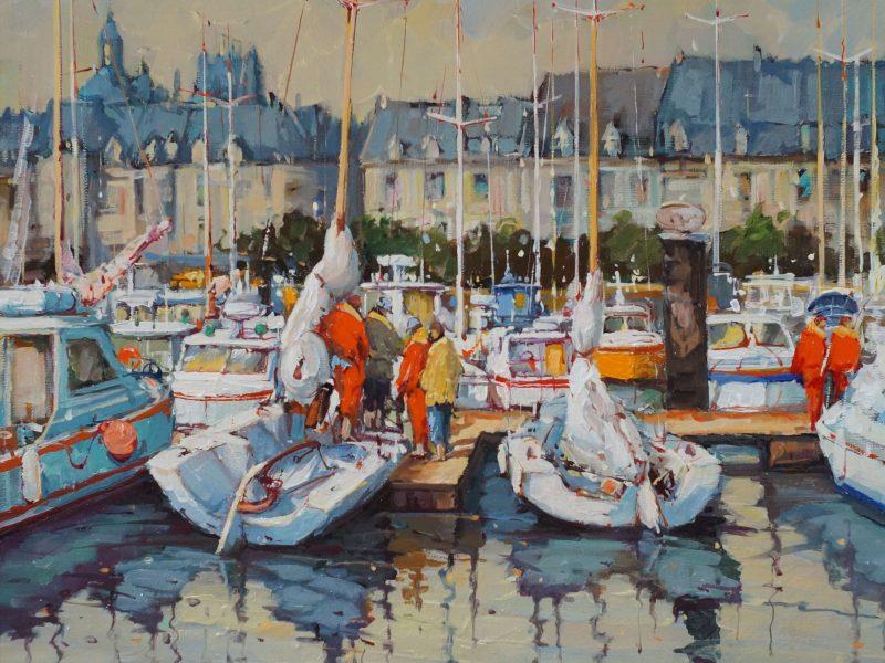 Dieppe, Port de plaisance- 640€