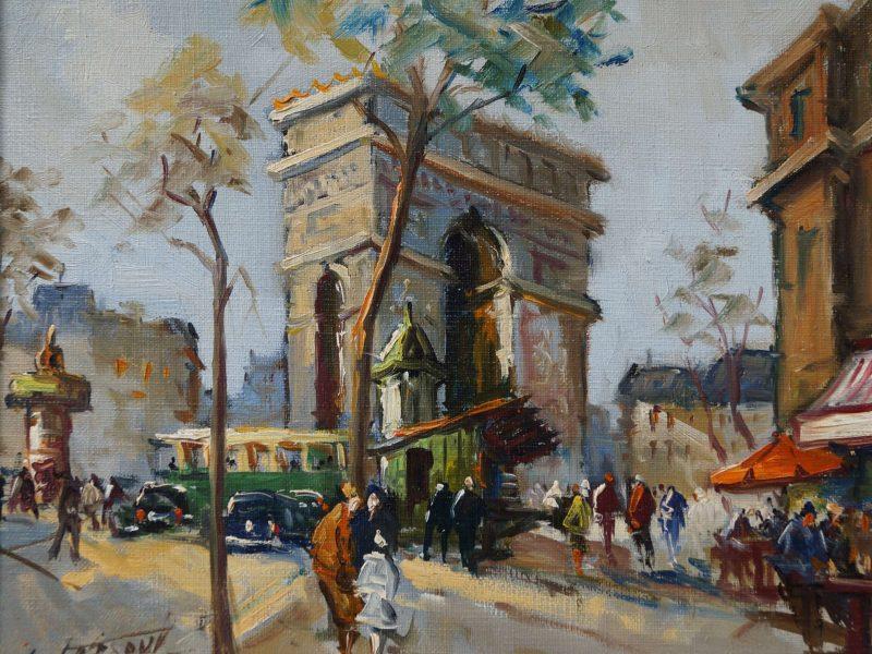 Edouard Le SAOUT (1909-1981) -330€